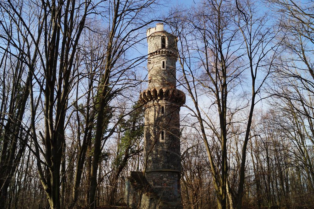 Wieża Bismarcka na Jańskiej Górze - Lista wież Bismarcka w Polsce