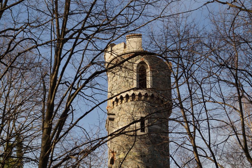 Wieża Bismarcka na Jańskiej Górze