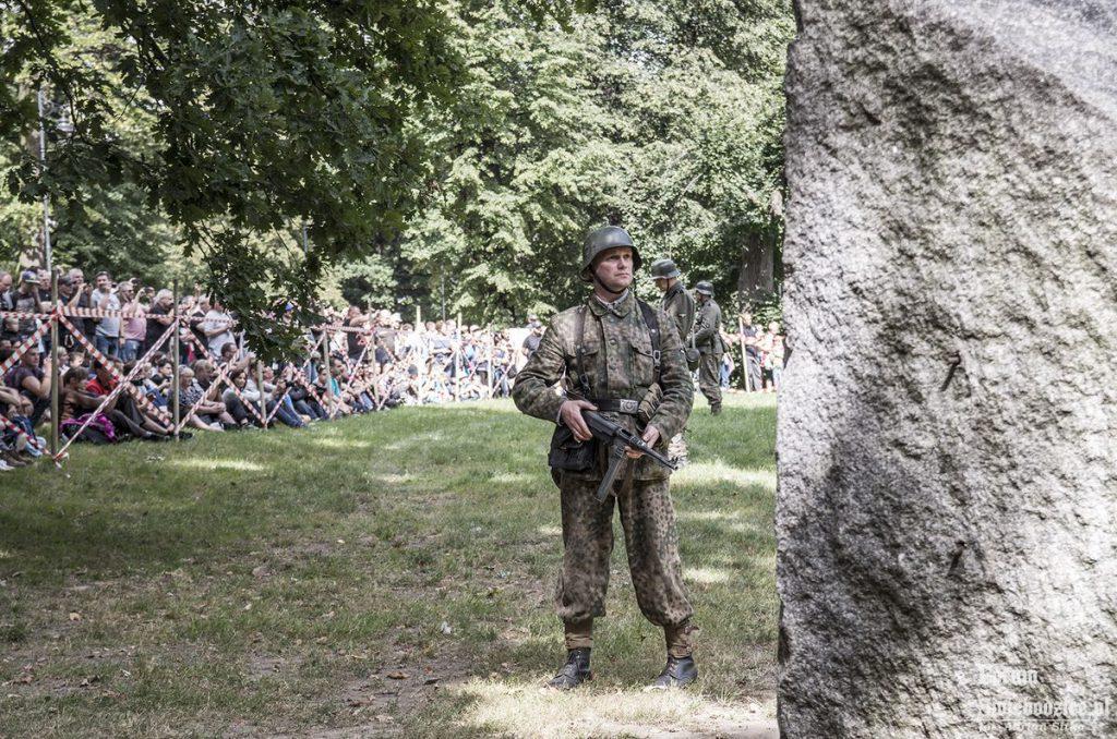 Inscenizacja na Zamku Książ - Foto: Adrian Sitko