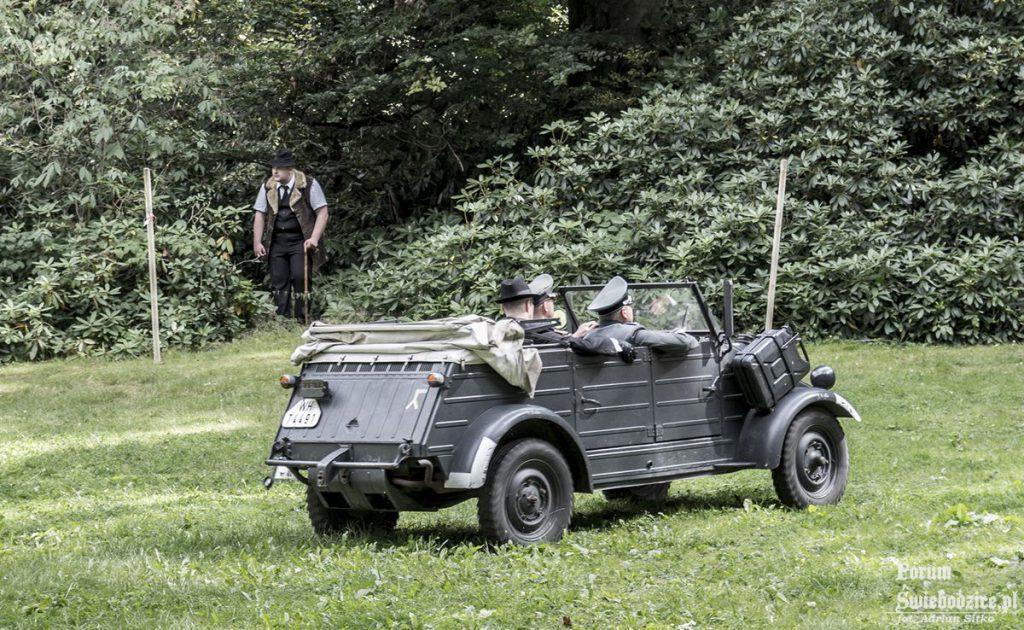Kübelwagen - Foto: Adrian Sitko