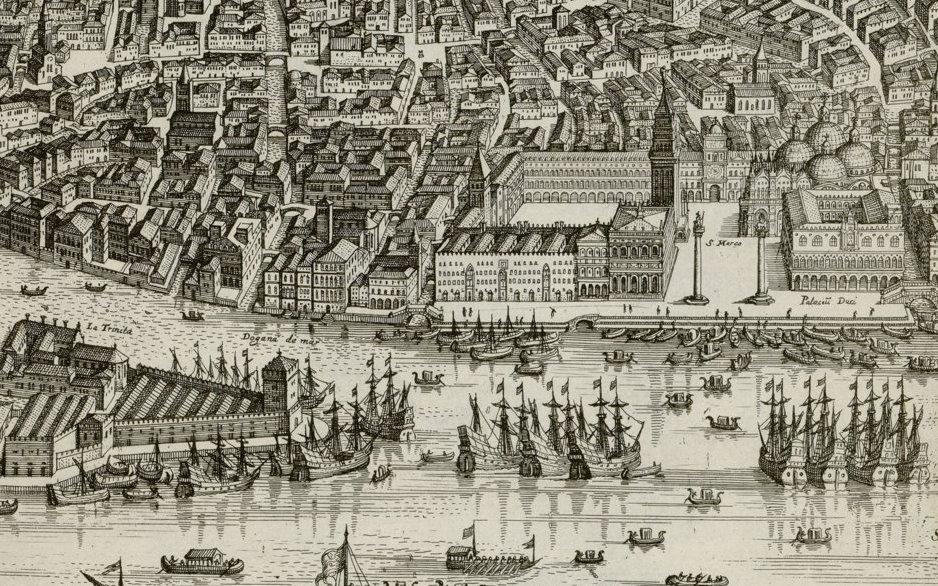 W Wenecji w czasie epidemii statki odczekiwały 40 dni, 40 po włosku quaranta, stąd kwarantanna