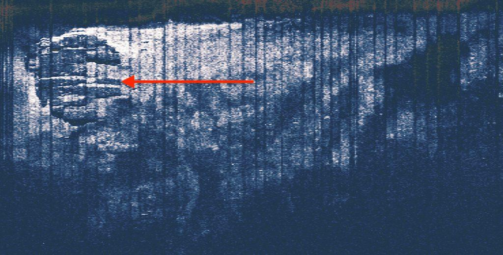 Anomalia Bałtycka - Zagadkowy obiekt na dnie Morza Bałtyckiego - Źródło: www.oceanexplorer.se
