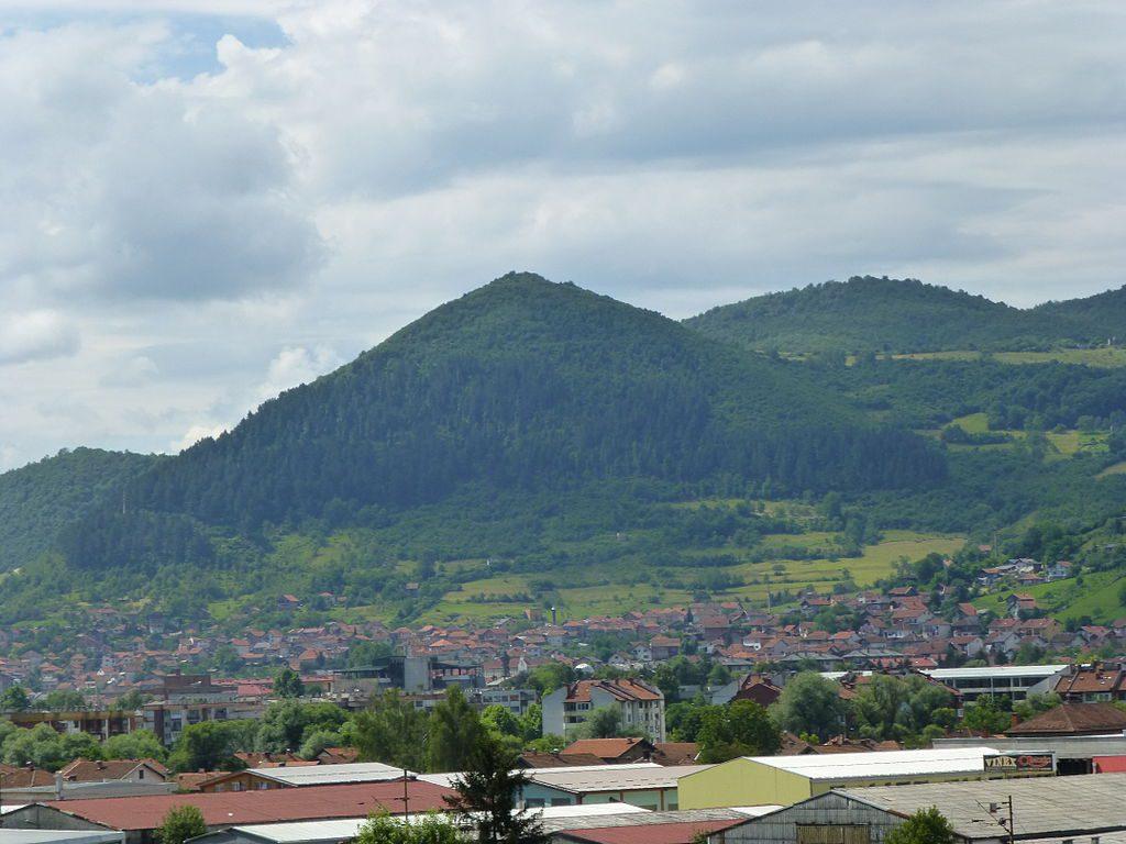 Piramidy w Bośni - Źródło commons.wikimedia.org Foto: TheBIHLover