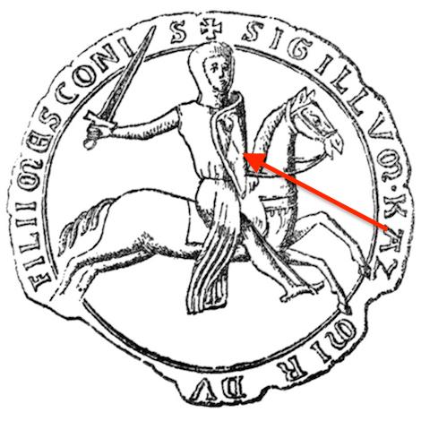 Pieczęć Kazimierza I Opolskiego