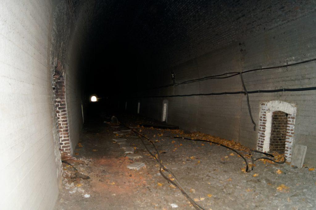 Tunel pod Sajdakiem