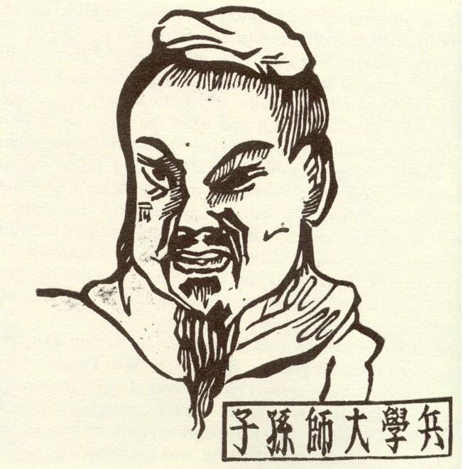 """Sun Zi (Sun Tzu) - Autor """"Sztuki Wojennej"""""""