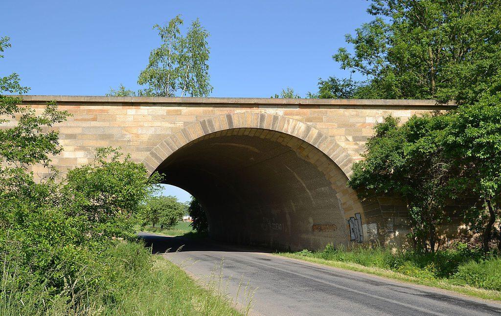 Ukończony wiadukt w pobliżu miejscowości Jevíčko - Źródło: commons.wikimedia.org Foto: Pudelek