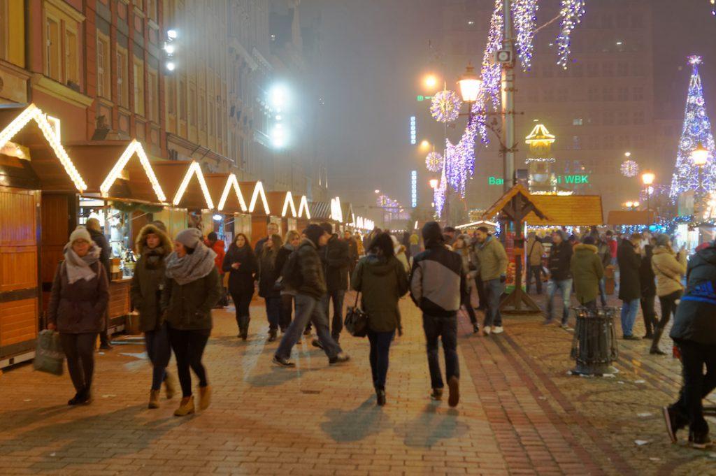 Jarmark Bożonarodzeniowy we Wrocławiu 2016
