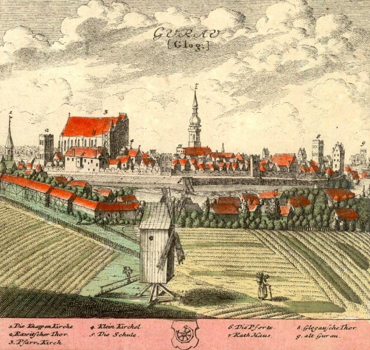 Góra (Gurau) - Rok 1739