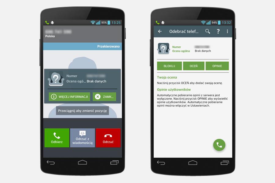 Aplikacja Odebrać telefon? (Should I Answer?) pozwala ostrzegać przed niechcianymi telemarketerami