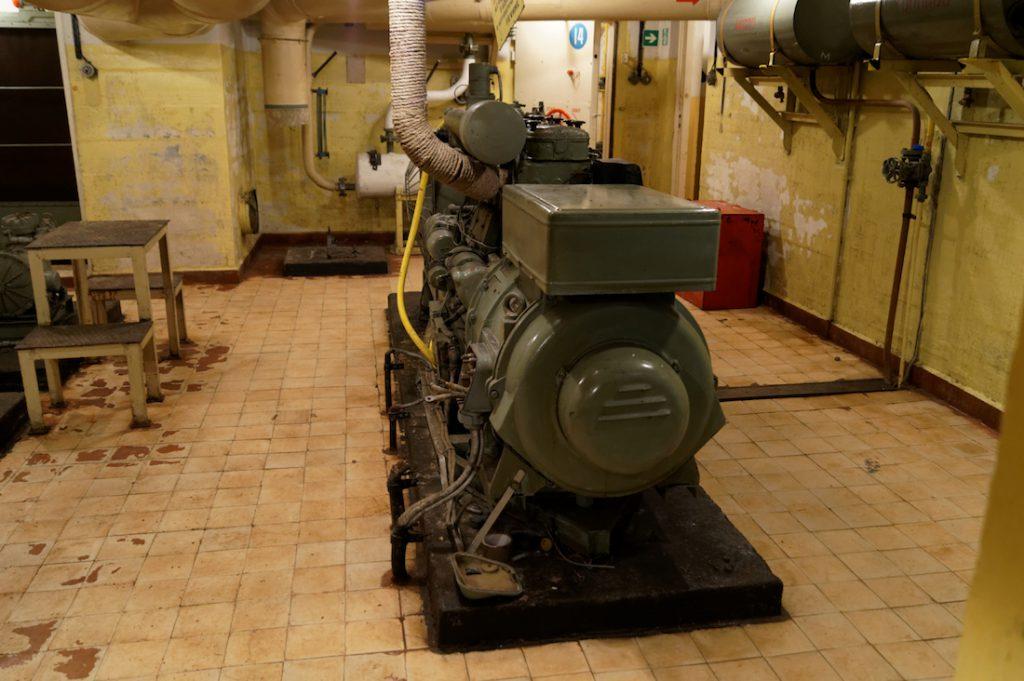 Generator prądu, tego typu obiekty zawsze muszą być samowystarczalne