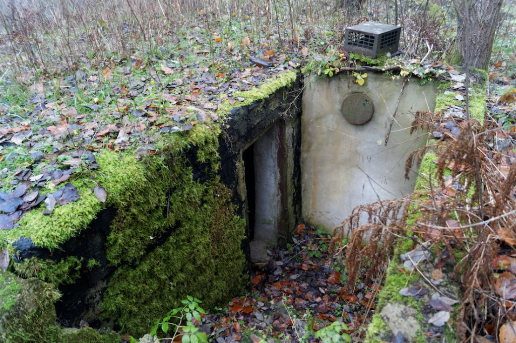 "Schron typu ""Granit"" w Podborsku"