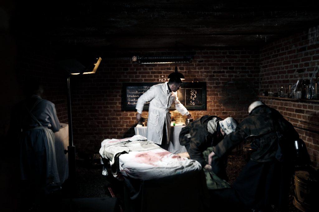 Szpital polowy