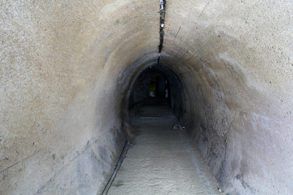 Podziemia Jeleniej Góry - Schron pod Wzgórzem Kościuszki