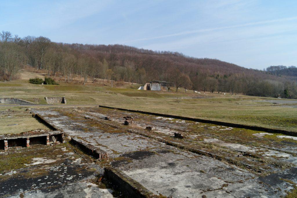Po zjednoczeniu Niemiec, na początku lat 90-tych zainteresowano się dotąd zaniedbywanym miejscem dawnego obozu
