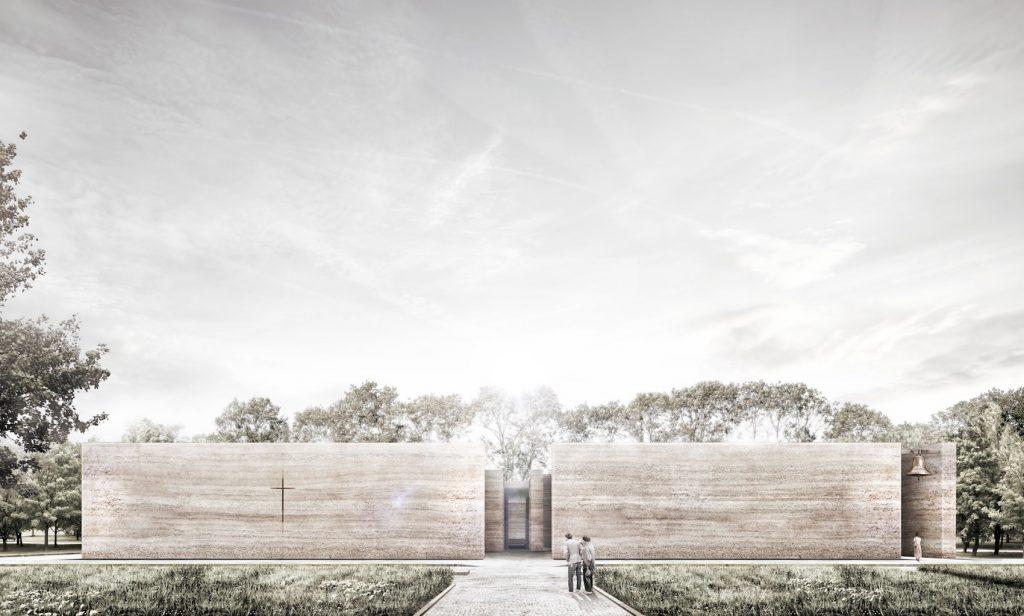 Projekt kościoła w ramach ESK Wrocław 2016 - Adamiczka Consulting