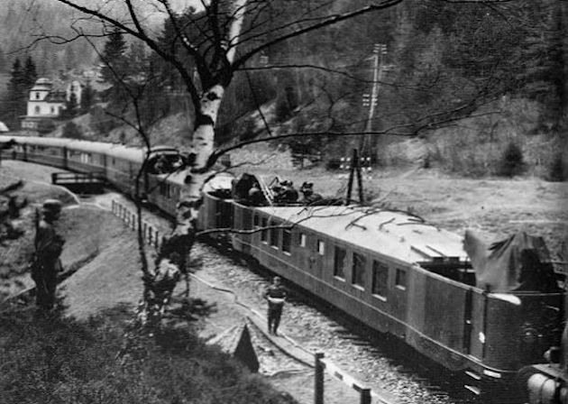 Führersonderzug - Pociąg Hitlera