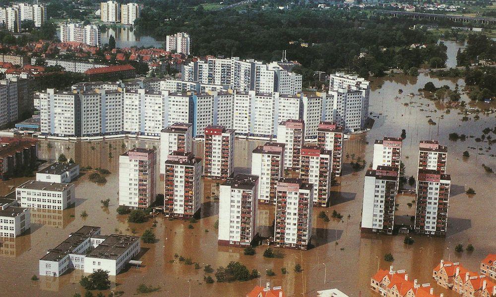 Rocznica Powodzi Tysiąclecia – Galeria zalanych miejscowości | Eloblog