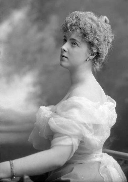 Księżna Daisy Hochberg von Pless