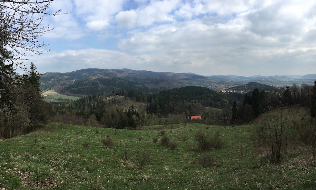 Góry Wałbrzyskie i Sowie