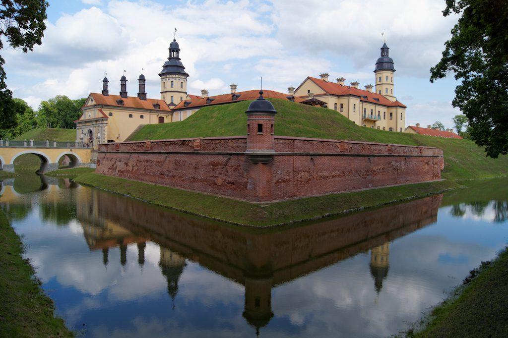 Zamek w Nieświeżu