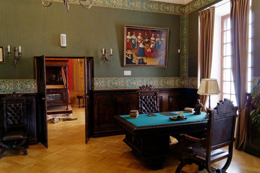 Gabinet książęcy