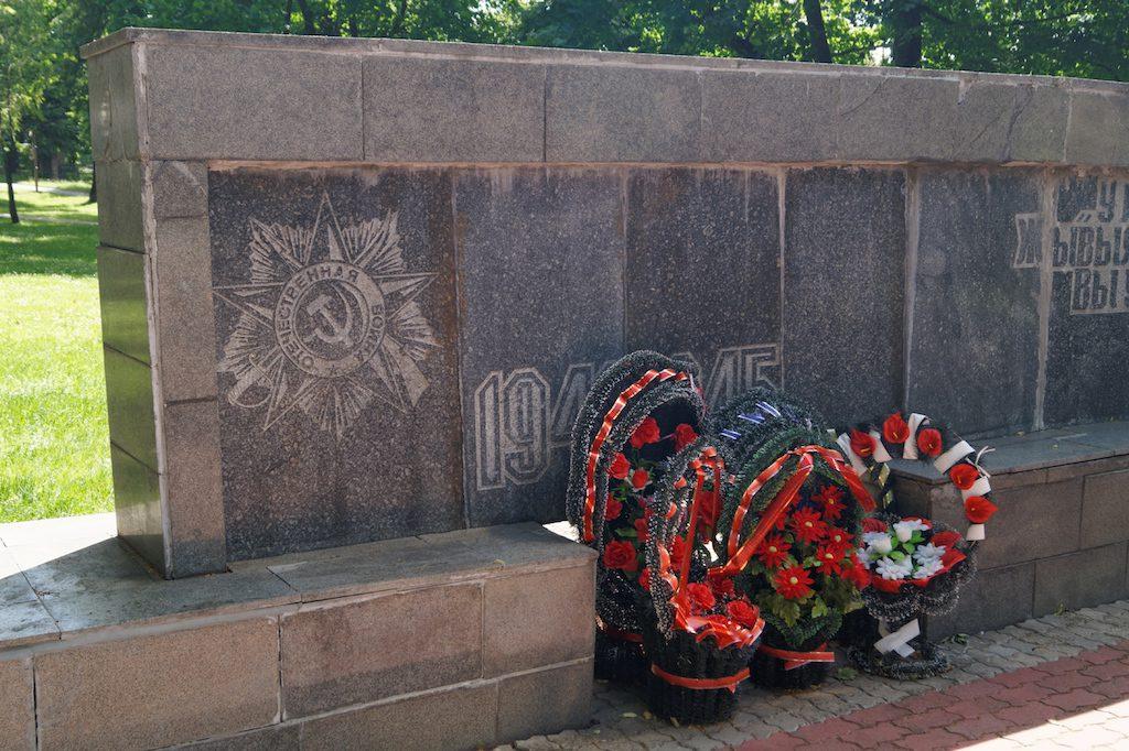 Dla obywateli byłych republik ZSRR wojna trwała w latach 1941-1945