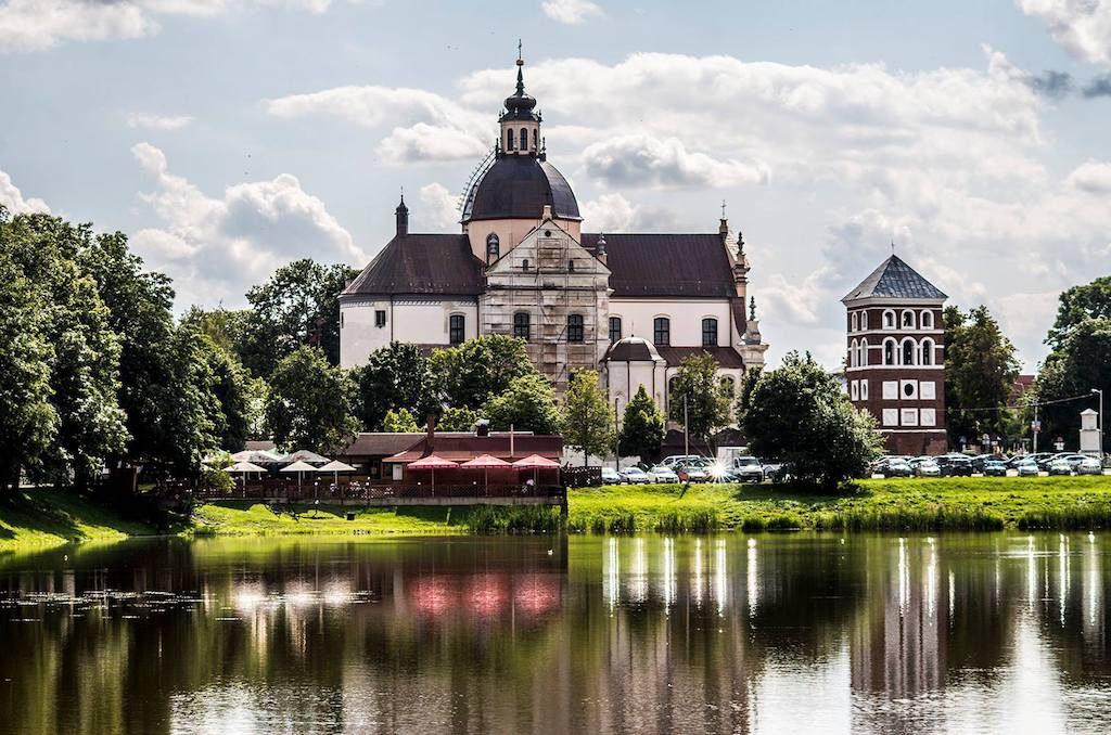 Kościół pw. Bożego Ciała w Nieświeżu - Foto: Adrian Sitko