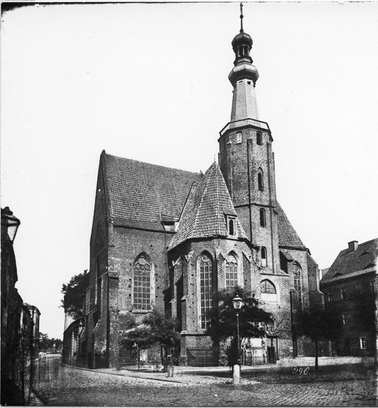 Kościół św. Macieja Apostoła - Hermann Krone, po 1863 roku