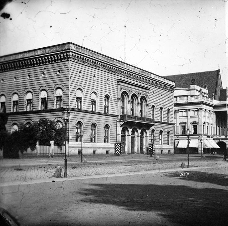 Generalna Komendantura (nie istnieje) przy ul. Świdnickiej - Hermann Krone, po 1863 roku