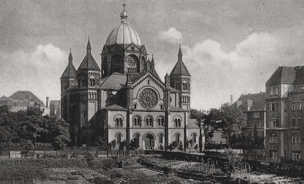 Nowa Synagoga we Wrocławiu - 10 niezwykłych budowli Dolnego Śląska, które już nie istnieją