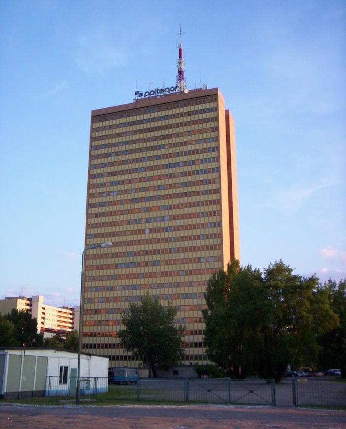 Biurowiec Poltegor - Fot: Bartosz Senderek / Creative Commons BY-SA-2.5 / Wikimedia Commons