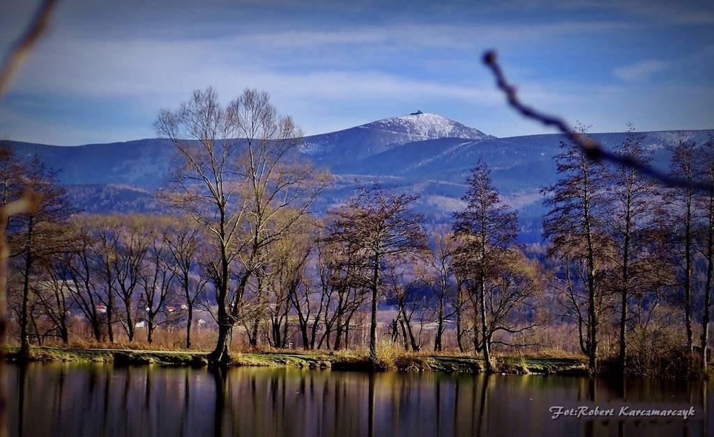 Karkonosze w wiosennej odsłonie - Foto: Robert Karczmarczyk