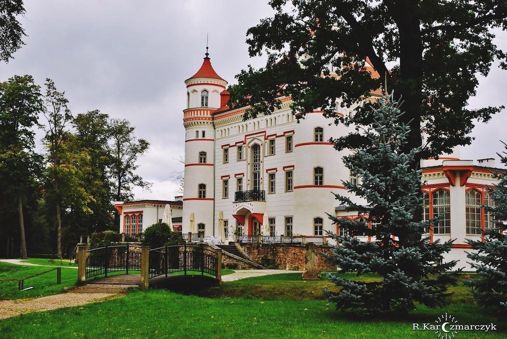Pałac Wojanów - Foto: Robert Karczmarczyk