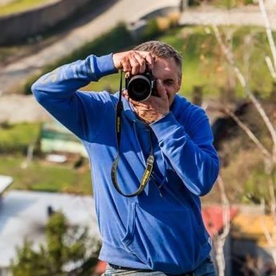 Z aparatem przez góry - Fotografia Roberta Karczmarczyka