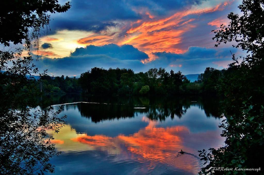 Wschód Słońca - Foto: Robert Karczmarczyk