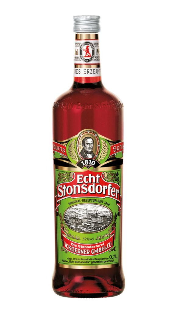 Echt Stonsdorfer - Likier Staniszowski