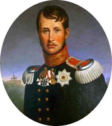 Król Prus Fryderyk Wilhelm III