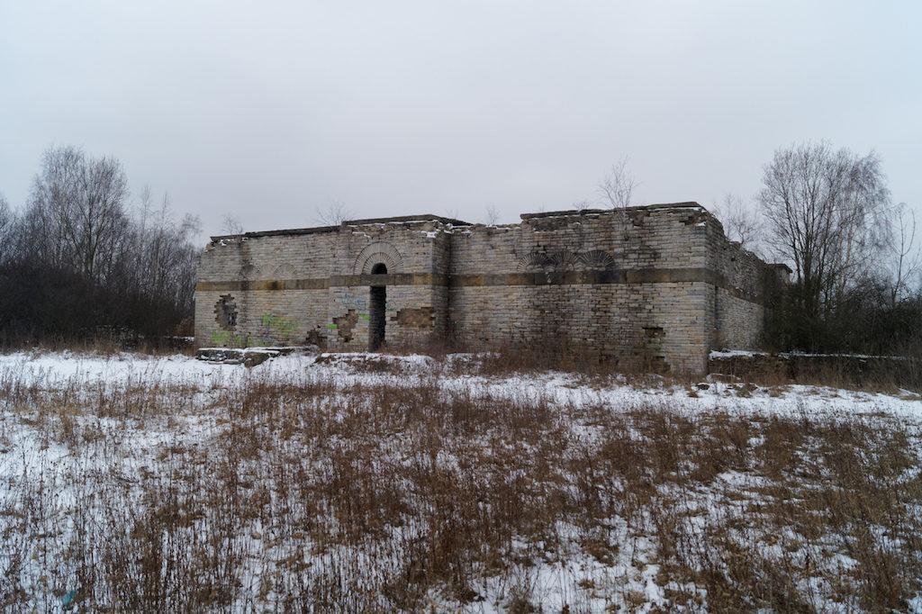 """Do obiektu współcześnie najbardziej przylgnęła nazwa """"mauzoleum"""""""