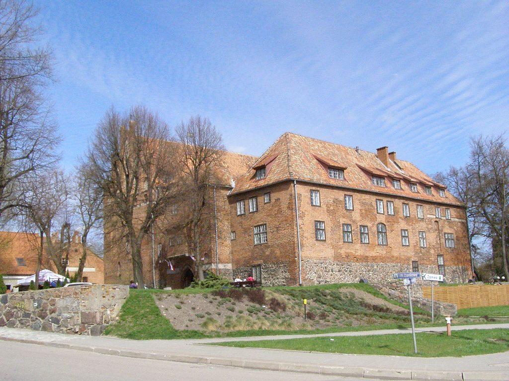 Zamek krzyżacki w Kętrzynie – Foto: Andrzej Otrębski Źródło: commons.wikimedia.org