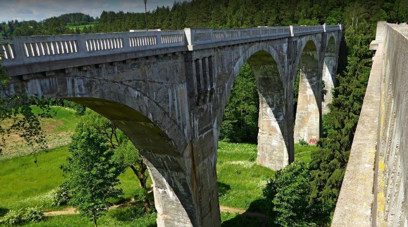 Mosty w Stańczykach – Źródło: atrakcje.mazury.pl