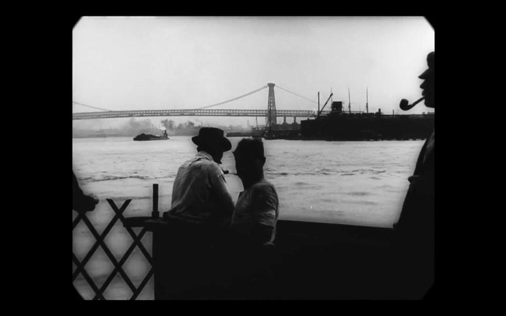 Wycieczka po Nowym Jorku - Stary film z 1911 roku w jakości HD!