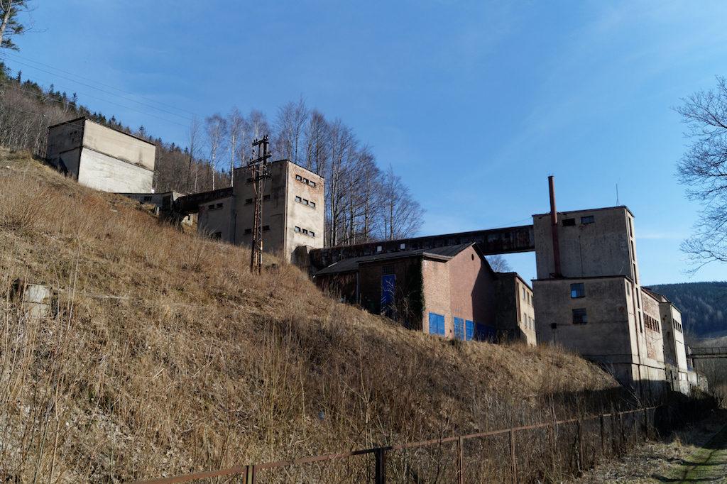 Zabudowania Zakładów Przemysłowych R-1 w Kowarach