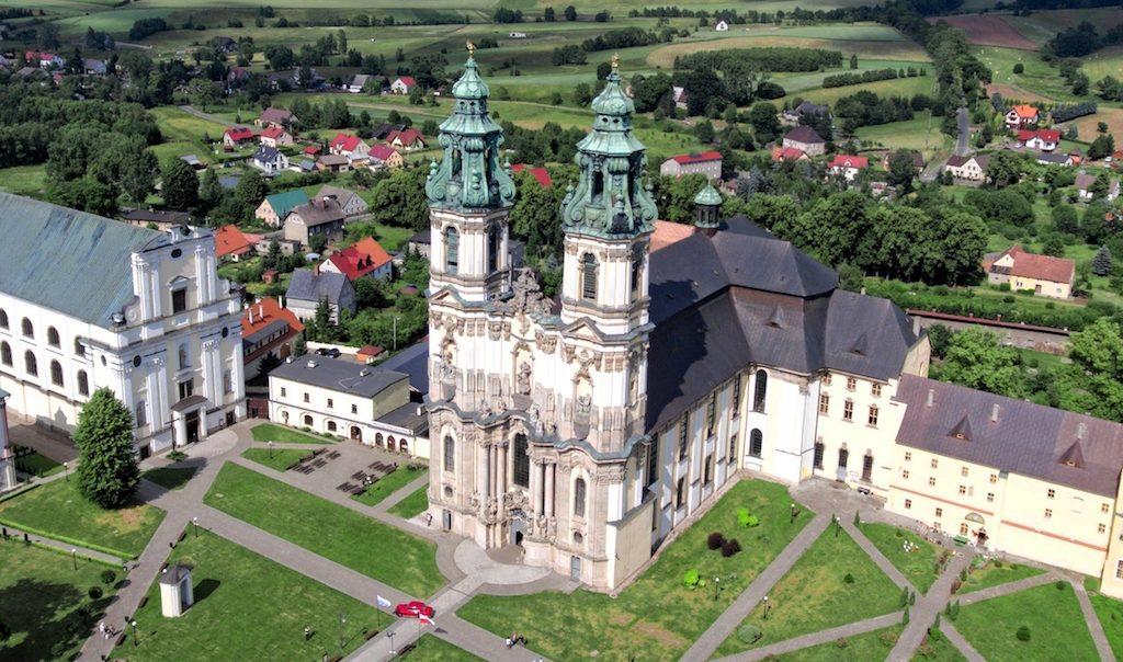 Bazylika Wniebowzięcia Najświętszej Maryi Panny w Krzeszowie – Foto: Michał Jabłoński