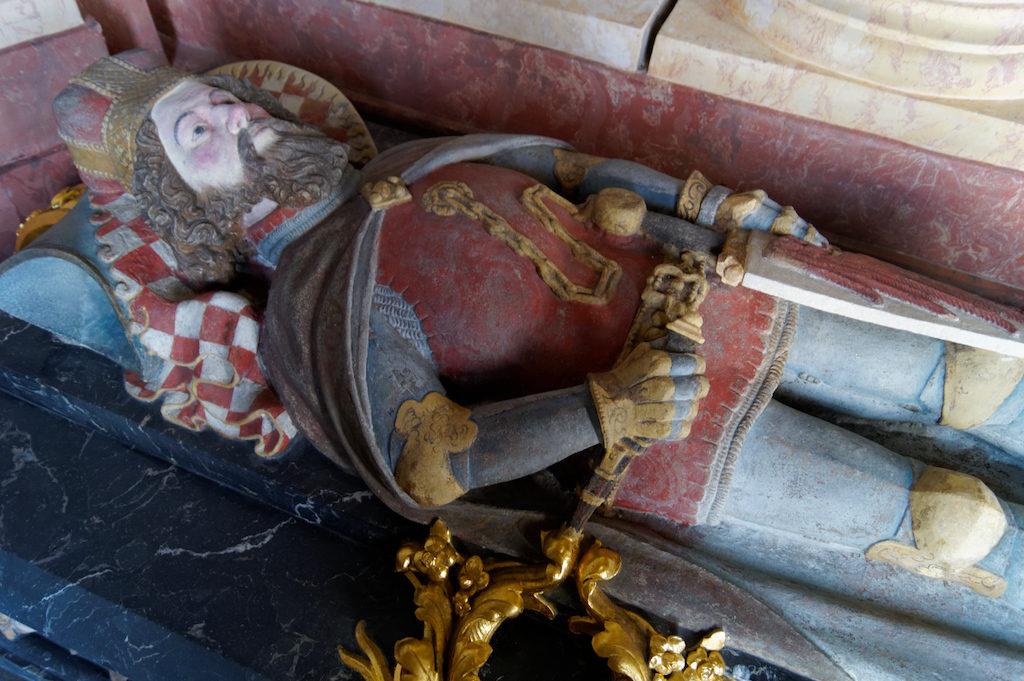 Sarkofag księcia Bolka II Małego