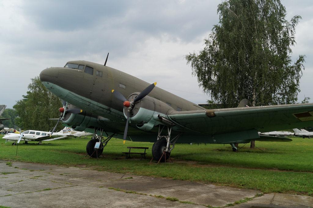 Amerykańska konstrukcja DC-3 produkowana w ZSRR jako Li-2