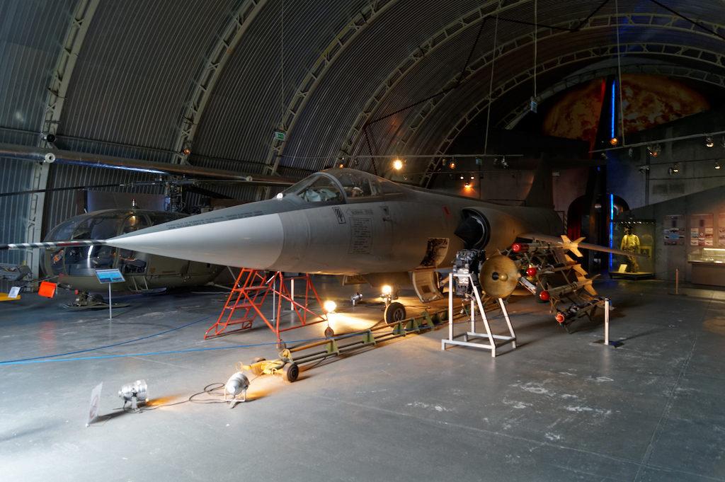 Samolot Lockheed F-104 Starfighter