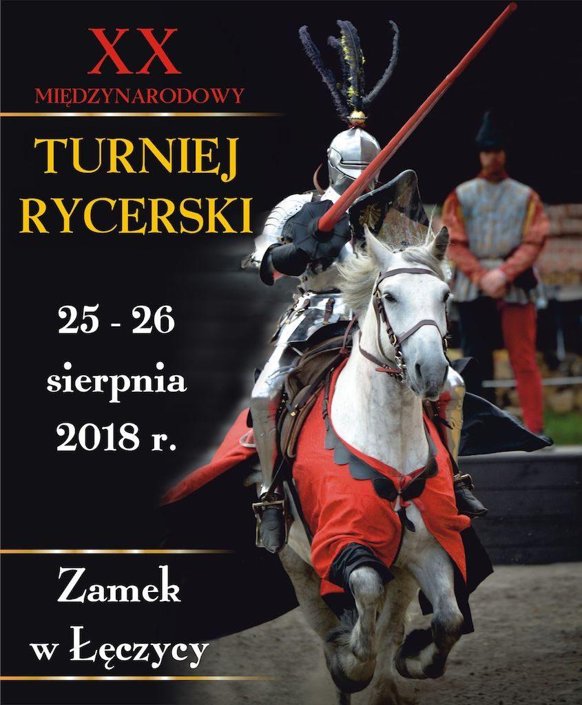 XX Międzynarodowy Turniej Rycerski na Zamku w Łęczycy