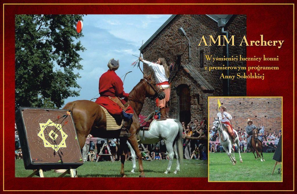 AMM Archery Anna Sokólska – Źródło: Muzeum w Łęczycy