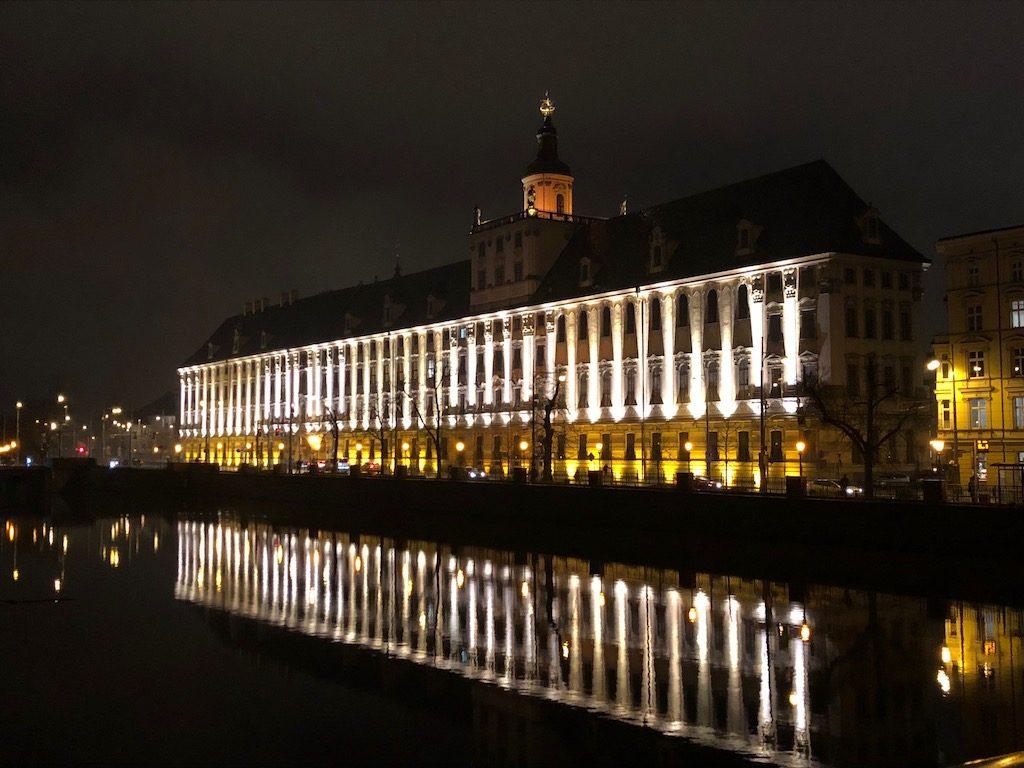 Gmach Główny Uniwersytetu Wrocławskiego